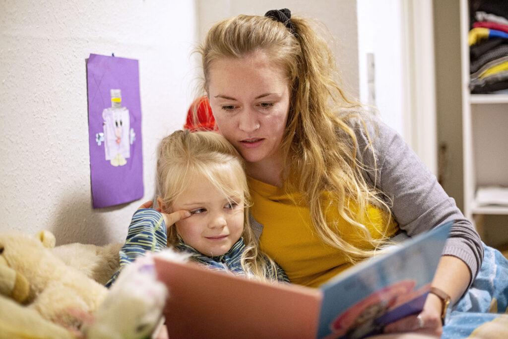 Rutiner i hverdagen; Folkekirkens Familiestøtte